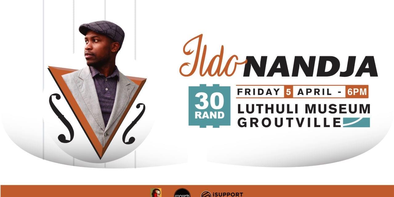 Ildo Nandja to perform in aid of victims of Cyclone Idai