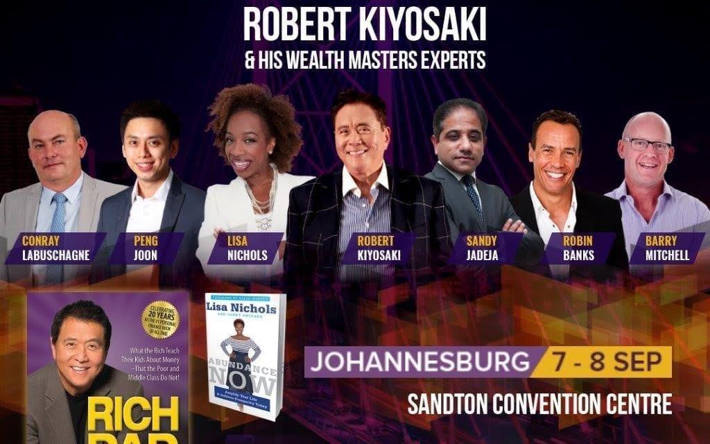 Wealth Masters Tour Summit