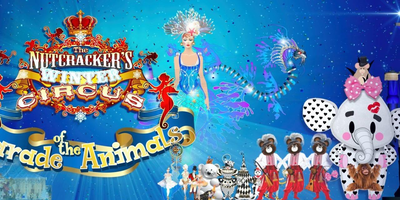 The Nutcracker's Winter Circus returns