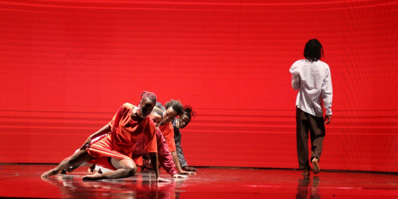 22nd (DIGITAL) JOMBA! Contemporary Dance Experience