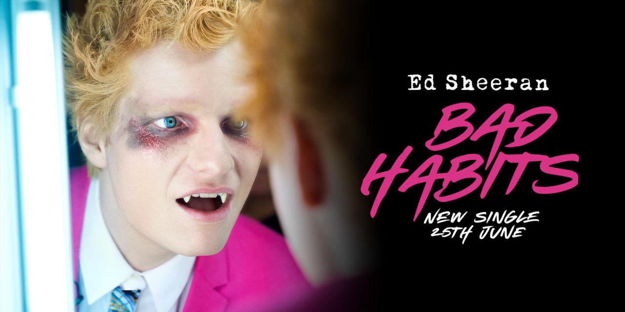 Ed Sheeran to release new single on 25 june