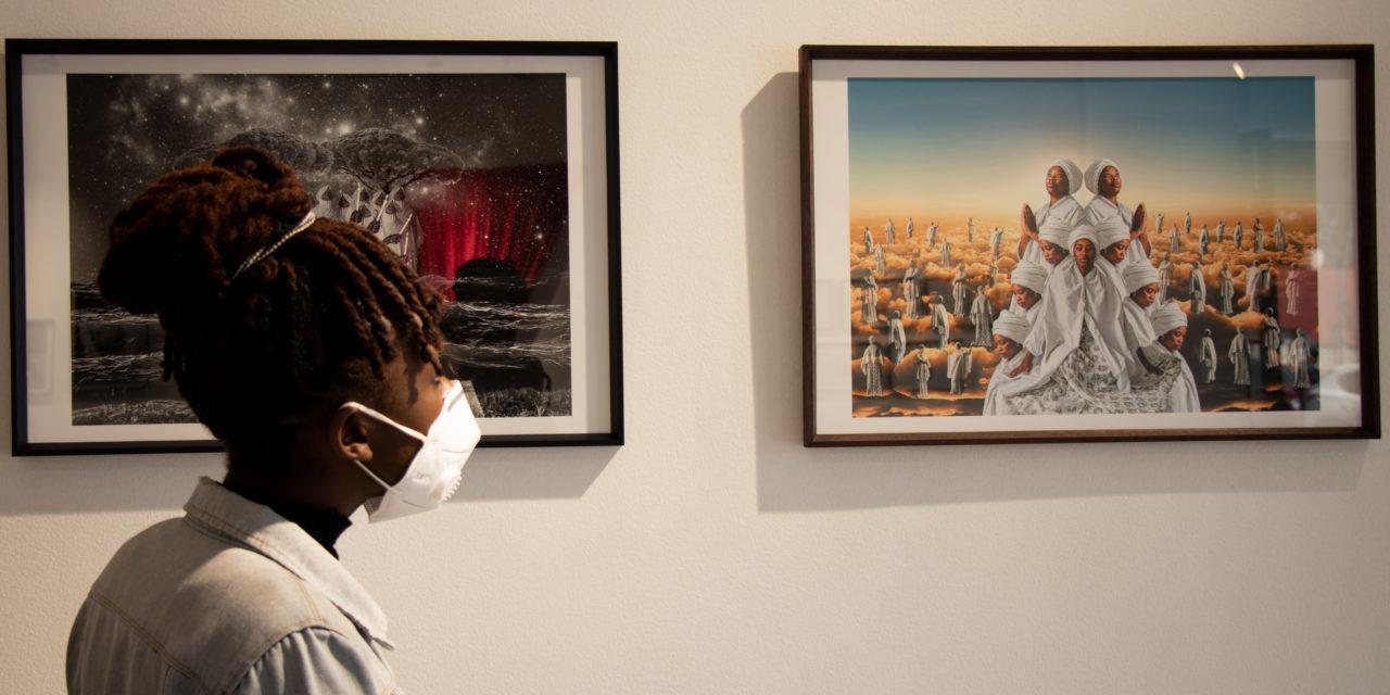 She Bad Bad curated by Fulufhelo Mobadi
